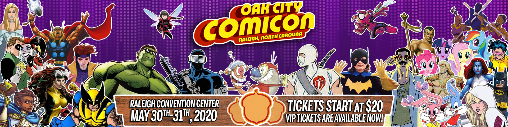 OAK CITY COMICON